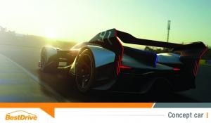 McLaren présente l'Ultimate Vision GT