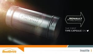 Préparez votre capsule temporelle avec Renault