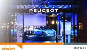 Idée sortie : « Augmented Technology » au Peugeot Avenue Paris