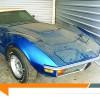 Un trésor dans la grange : une Corvette de 1972 avec seulement 1 500 km au compteur !