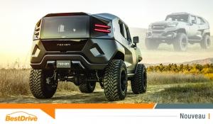 Rezvani Tank : le nouveau Hummer ?