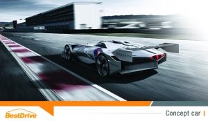 Un nouveau concept-car Peugeot pour Gran Turismo Sport