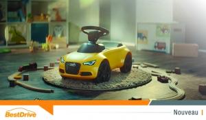 Une nouvelle Audi Quattro édition limitée… Version mini