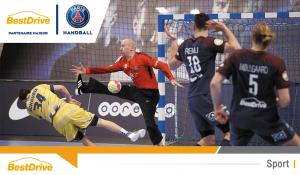 Paris Saint-Germain Handball : un derby de haut niveau face à Tremblay