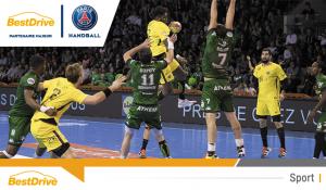 Face à Nîmes, première défaite pour le Paris Saint-Germain Handball