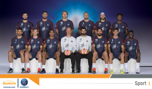 Qui sont les joueurs du Paris Saint-Germain Handball ?
