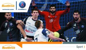 Le Paris Saint-Germain Handball fait la différence face à Cesson-Rennes