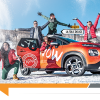 Après-ski : Citroën prend ses quartiers à «La folie douce» (Val-d'Isère)