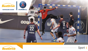 Le Paris Saint-Germain Handball maîtrise Montpellier, leader du Championnat de France