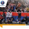 Le Paris Saint-Germain Handball se qualifie pour les ½ finales de Coupe de France