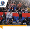 Le Paris Saint-Germain Handball se qualifie pour les ½ finales de Coupe de France