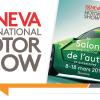 L'automobile fait son show à Genève (vidéo)