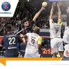 Paris Saint-Germain Handball : victoire serrée face à Nantes