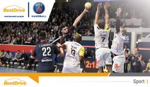 Paris Saint-Germain Handball : victoire serrée face à Nantes