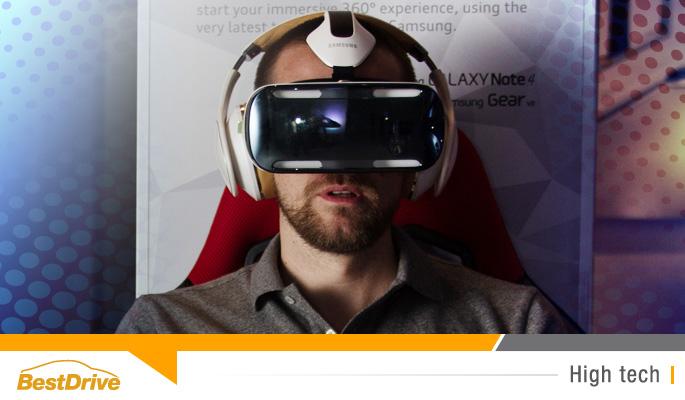 BestBlog - Audi introduit la réalité virtuelle en concession