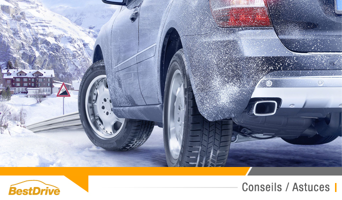 BestDrive - Conseils pour conduire sur la neige