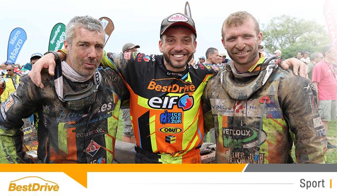 BestDrive - David Casteu fait le bilan du Dakar 2015