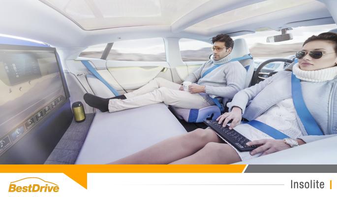 BestDrive - En 2035 1 voiture sur 10 sera autonome