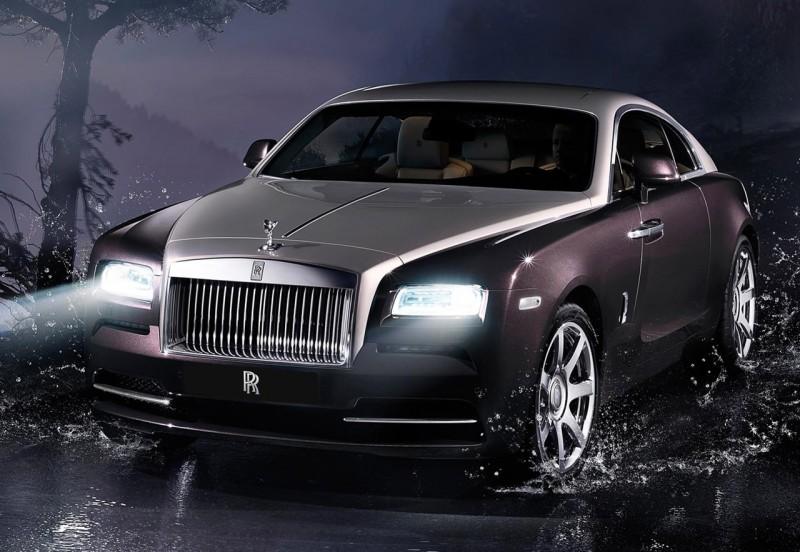 BestDrive - Rolls Royce Wraith