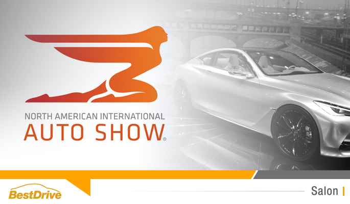 BestDrive - Salon de Detroit NAIAS 2015