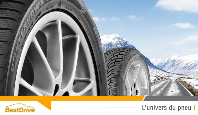 BestDrive - Tout savoir sur les pneus hiver