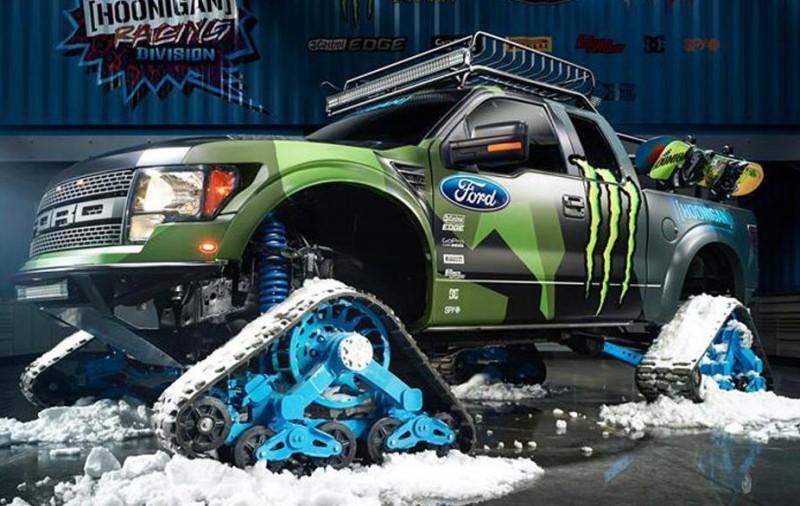 Ford F-150 Raptor by Ken Block