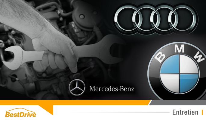 BestDrive - Etude Autoplus les marques premium s'entretiennent à moindre coût