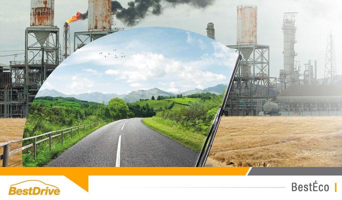 BestDrive - Les nouvelles mesures anti pollution