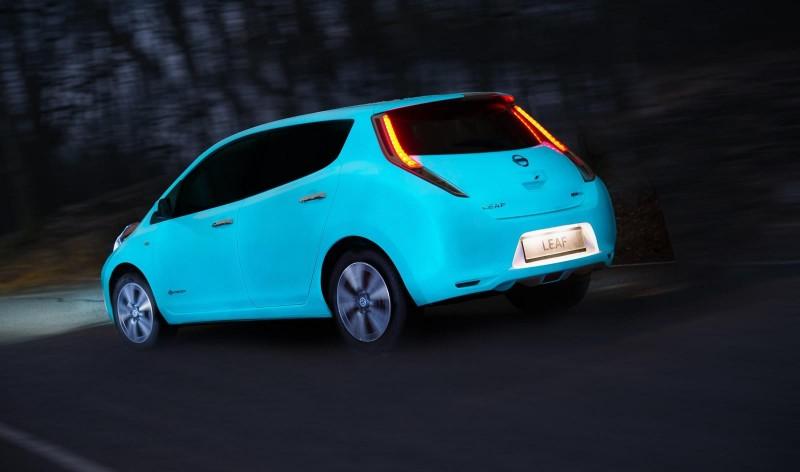 BestDrive - Nissan Leaf phosphorescente 02