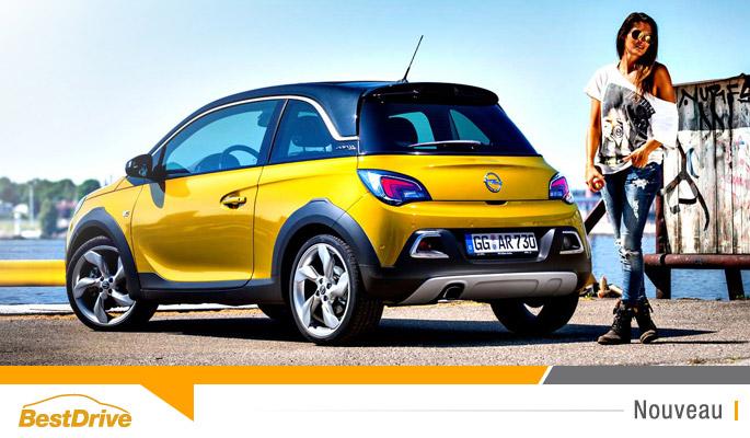 BestDrive - Opel Adam Rocks 2015