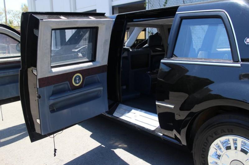 BestDrive - Cadillac limousine Barack Obama 08