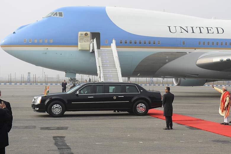BestDrive - Cadillac limousine Barack Obama 10