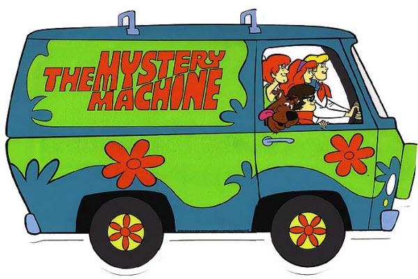 BestDrive - MysteryMachine Scooby Doo