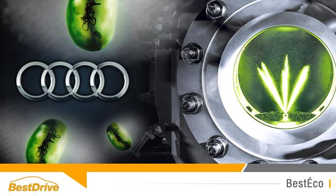 BestDrive - Audi lance la fabrication de l'e-diesel