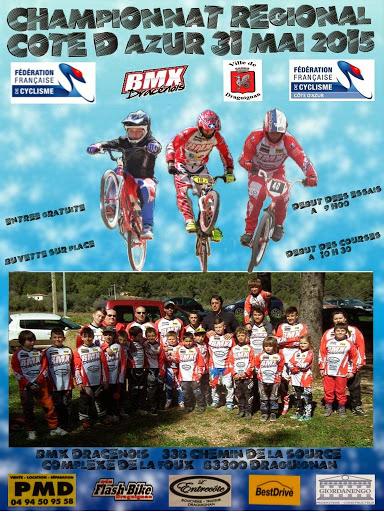 BestDrive BMX Dracénois - Championnat régional Côte d'Azur Draguignan 2015 - 00
