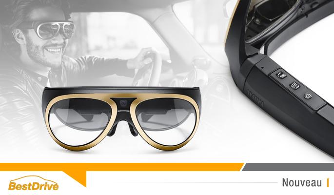 BestDrive - Les lunettes connectées MINI 00