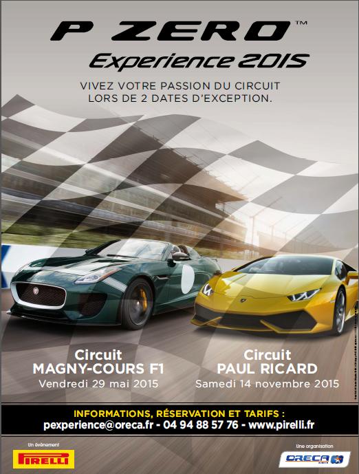 BestDrive - PZero Experience 2015