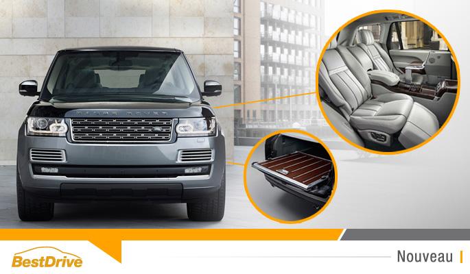 BestDrive - Range Rover SV Autobiography