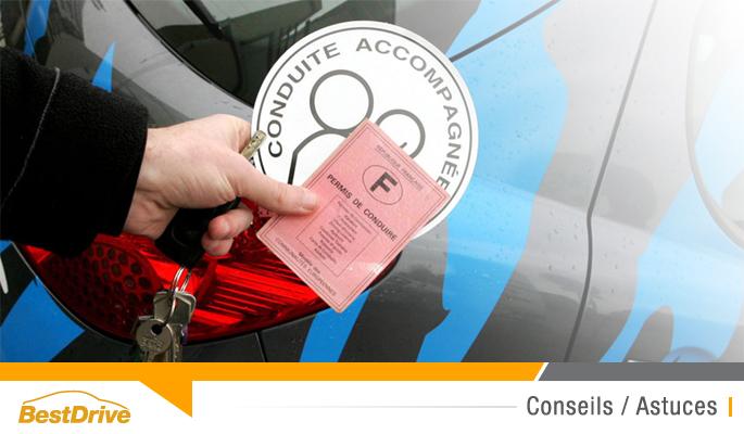 BestDrive - Tout ce qu'il faut savoir sur la conduite accompagnée