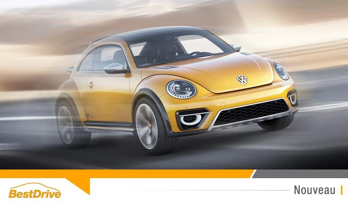 BestDrive - Volkswagen Beetle Dune