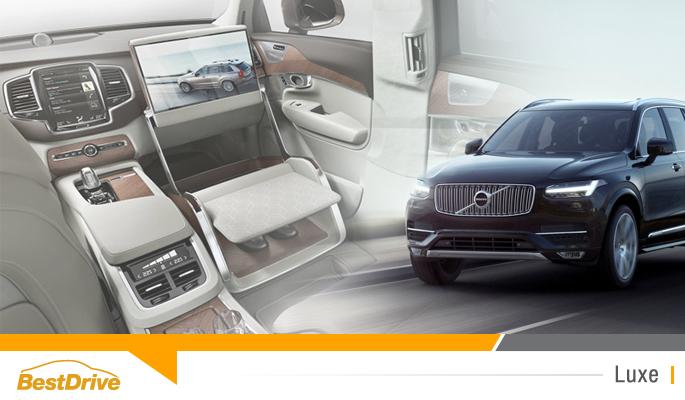 BestDrive - Volvo XC 90 Lounge