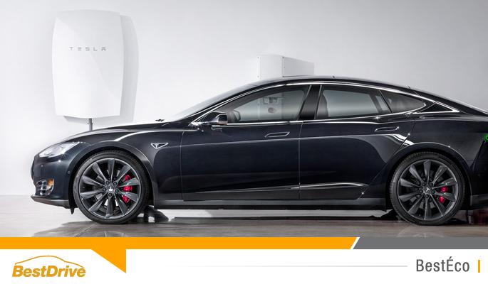 BestDrive - Batterie domestique Tesla 00