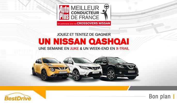 BestDrive - Meilleur conducteur de France 2015 avec Auto Plus
