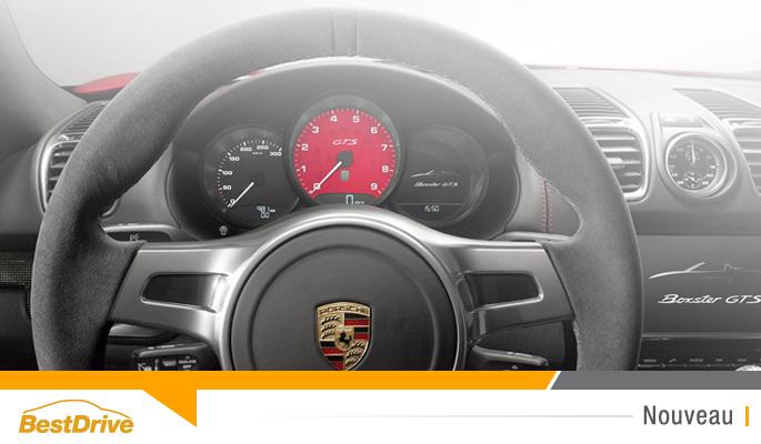 BestDrive - Nouveau régulateur de vitesse Porsche réactif aux virages