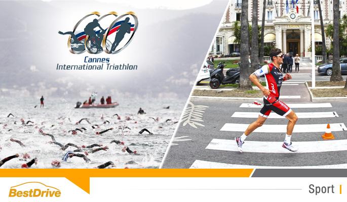 BestDrive partenaire du Cannes International Triathlon 00