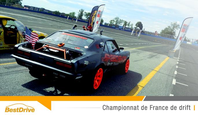 BestDrive - 4e round du Championnat de France de drift
