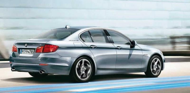 BMW Serie 5 ActiveHybride