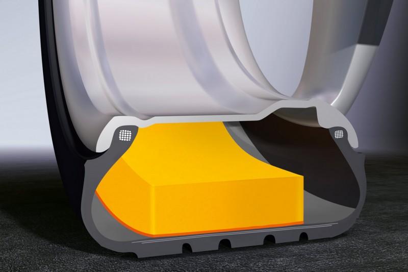 BestDrive - Coupe transversale pneu Conti.eContact