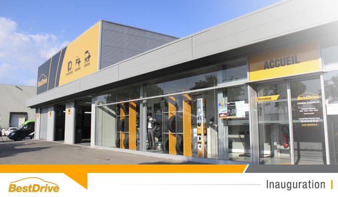 BestDrive - Inauguration centre BestDrive Aix Les Milles 00