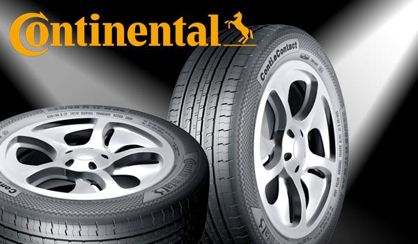 BestDrive - Le pneu Continental Conti.eContact s'adapte aux hybrides